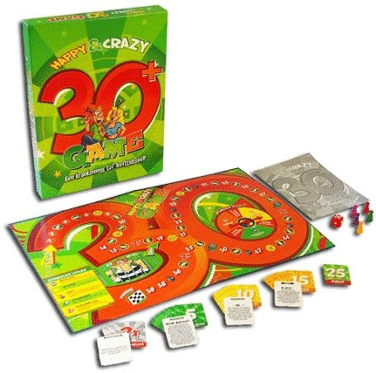 Leeftijdenspel 30+