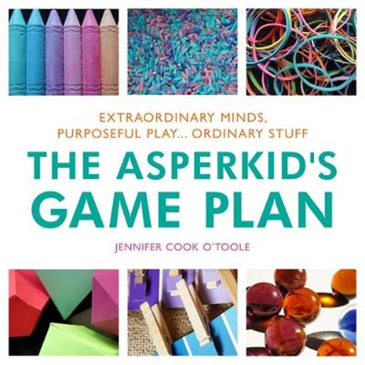 bol.com | The Asperkid's Game Plan | 9781849059596 | Jennifer Cook O'Toole  | Boeken