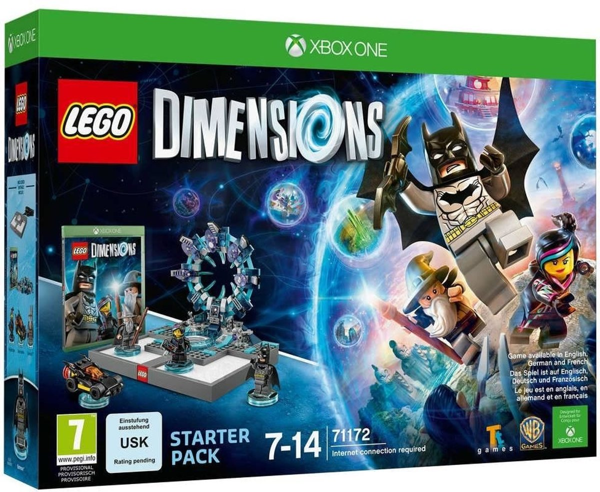 LEGO DIMENSIONS STARTER PACK (71172) (X1F) kopen
