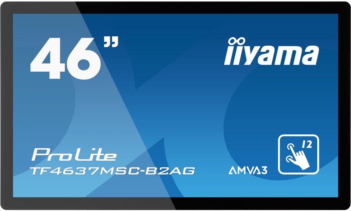 TF4637MSC-B2AG/46 VA Touch 12pts HDMI