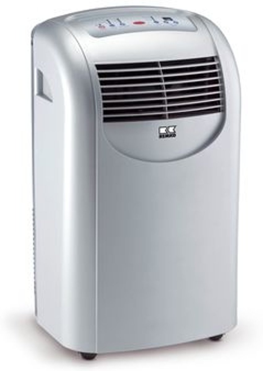REMKO MKT 251 S-Line Mobiele airco (enkel koeling) 2.6 Kw   airconditioning zonder buitenunit   voor de slaapkamer en woonkamer in uw huis kopen
