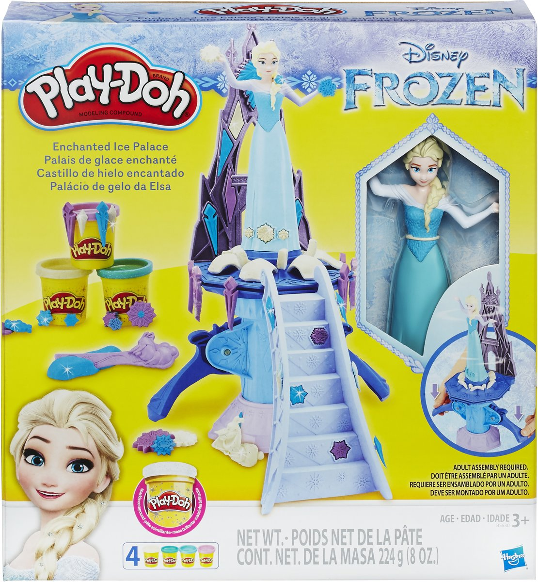 Play-Doh Magisch IJspaleis - Klei