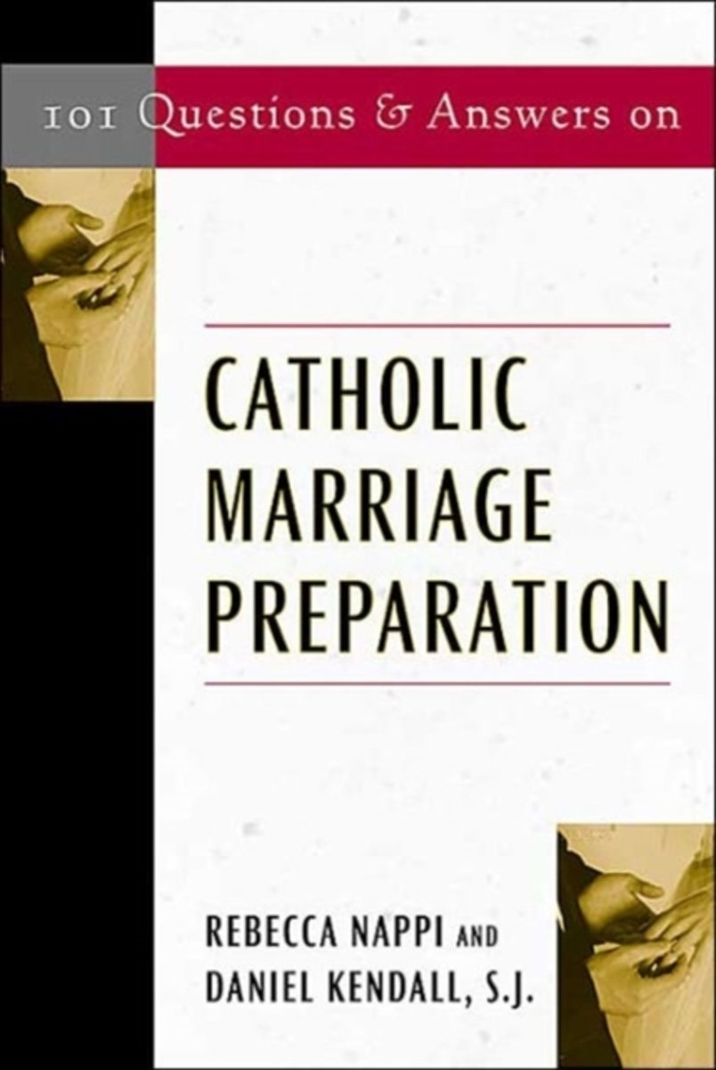 bol.com | 101 Questions and Answers on Catholic Marriage Preparation,  Rebecca Nappi |.