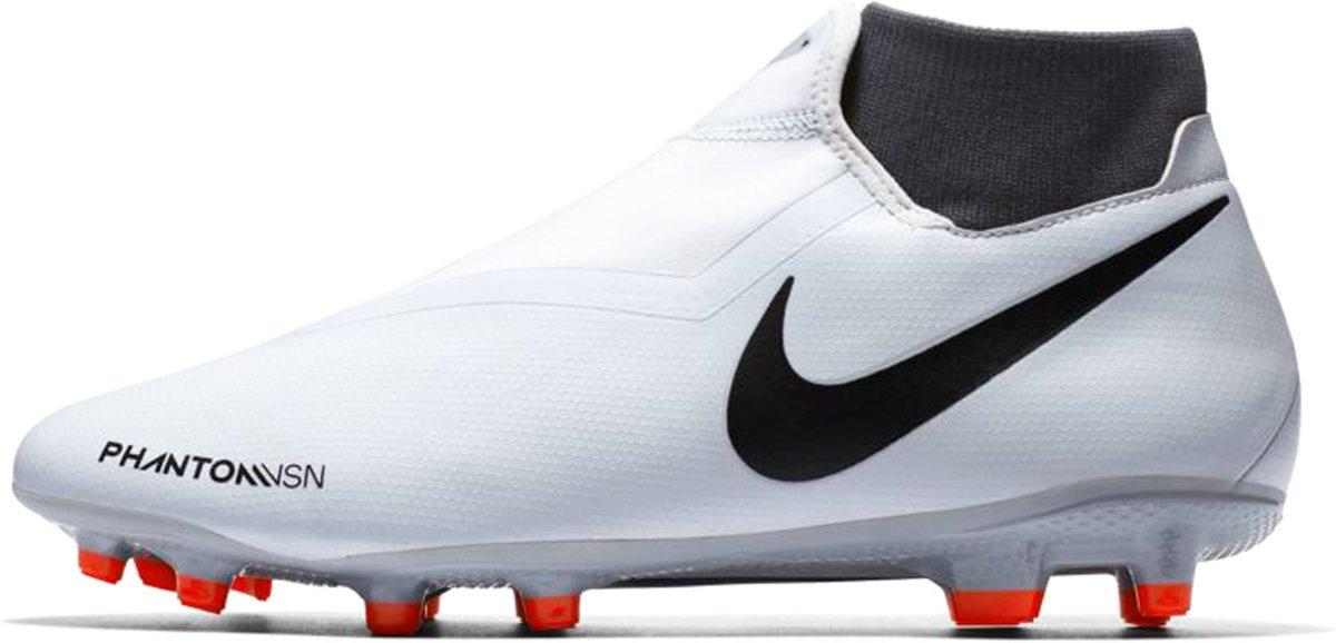 pretty nice e45a1 83bd8 bol.com | Nike Phantom Vision Academy MG Sportschoenen - Maat 41 - Unisex -  grijs/rood/zwart