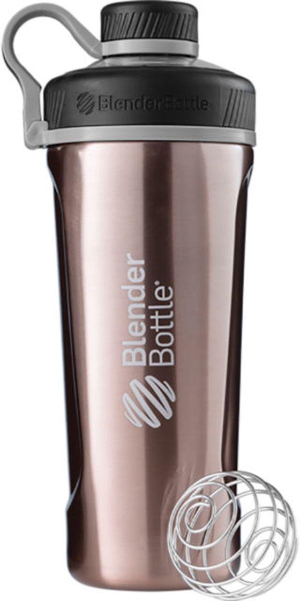 BlenderBottle™ RADIAN RVS Koper - Eiwitshaker / Bidon / Shakebeker - 770 ml kopen