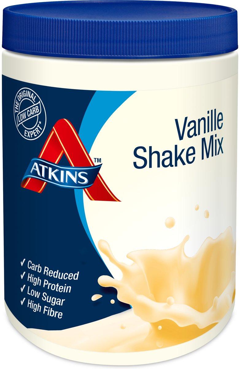 Foto van Atkins Advantage Shake Mix Vanille