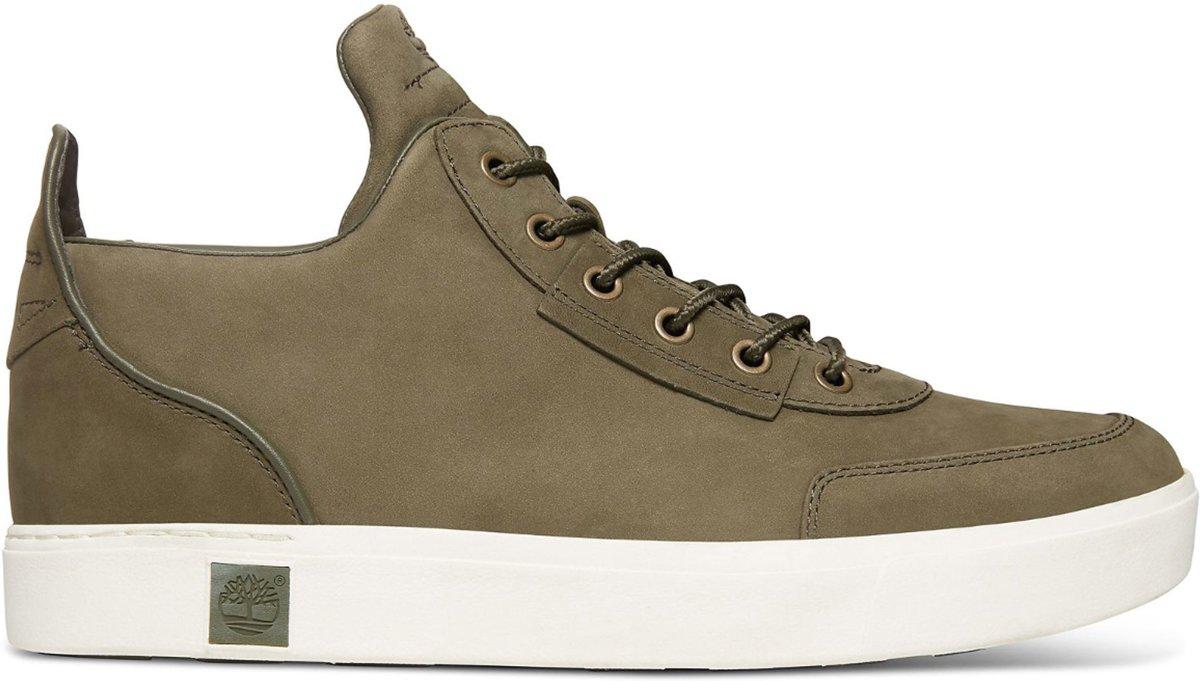 4dc15ab3a4d bol.com | Timberland Heren Sneakers Amherst High Top Chukka - Groen