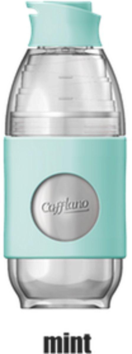Cafflano Go Brew Munt - Meeneem Koffiezet/beker kopen