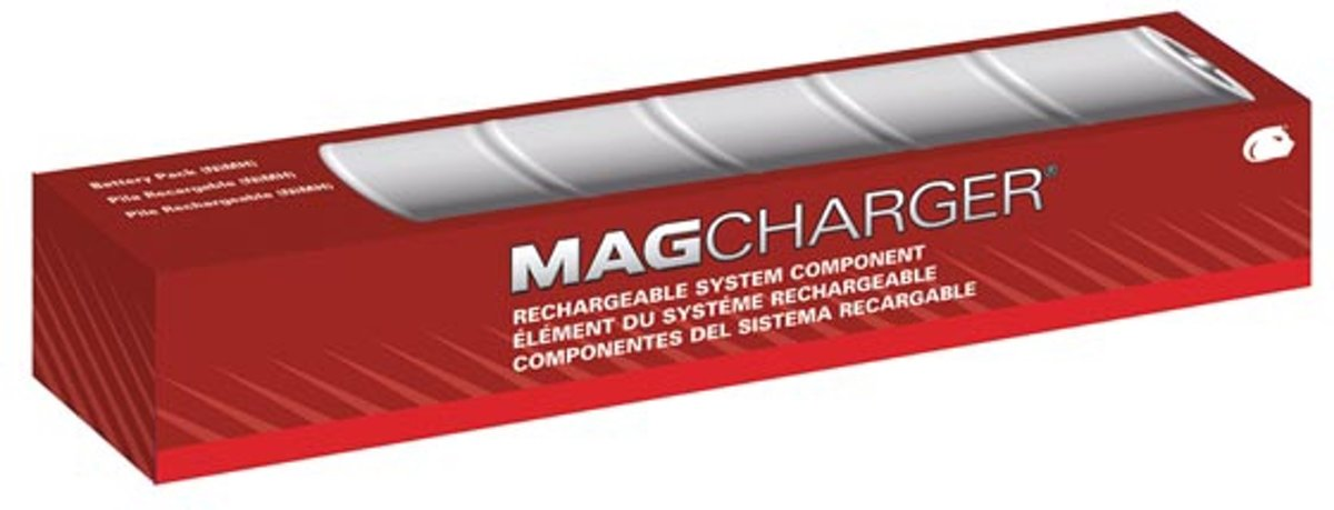 Maglite - Herlaadbaar Nimh Accupack Voor Mag-Charger Led - 6 V / 3.6Ah kopen