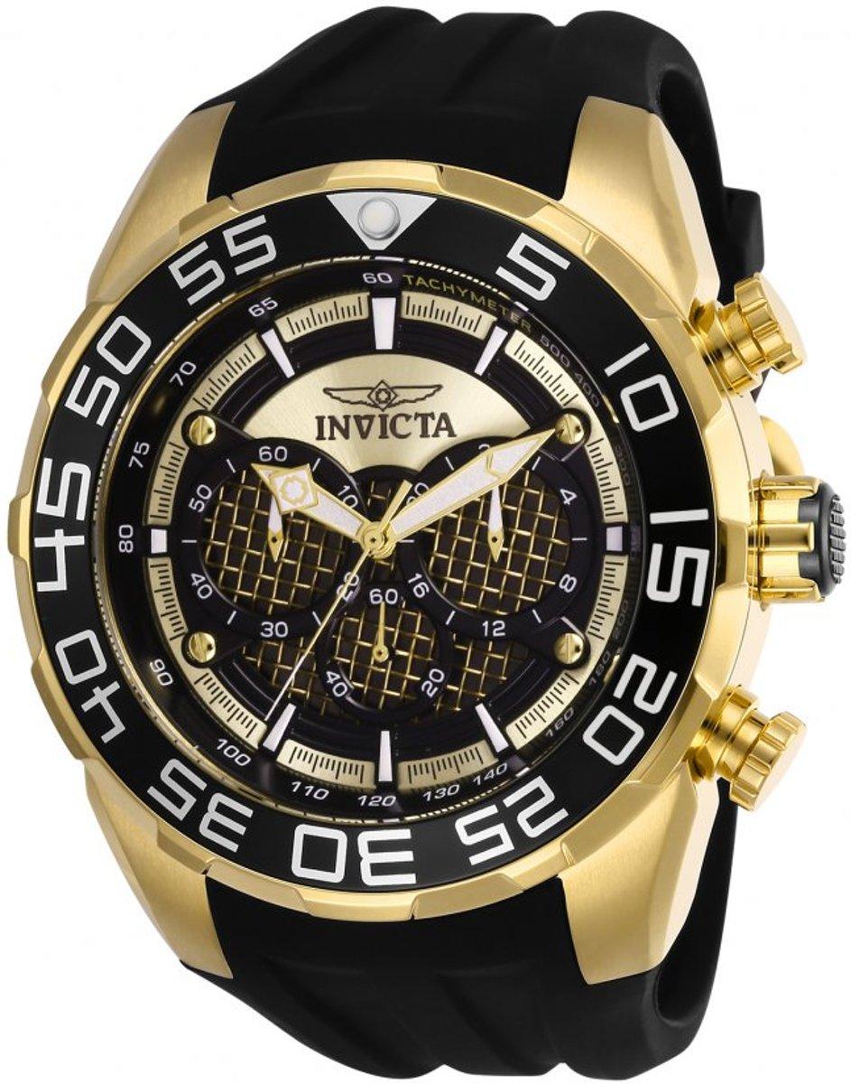 Invicta Speedway - SCUBA 26301 Herenhorloge - 50mm kopen