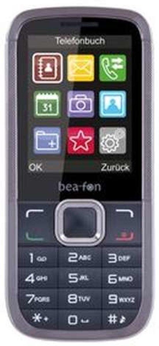 Bea-Fon C140 zwart / zilver kopen