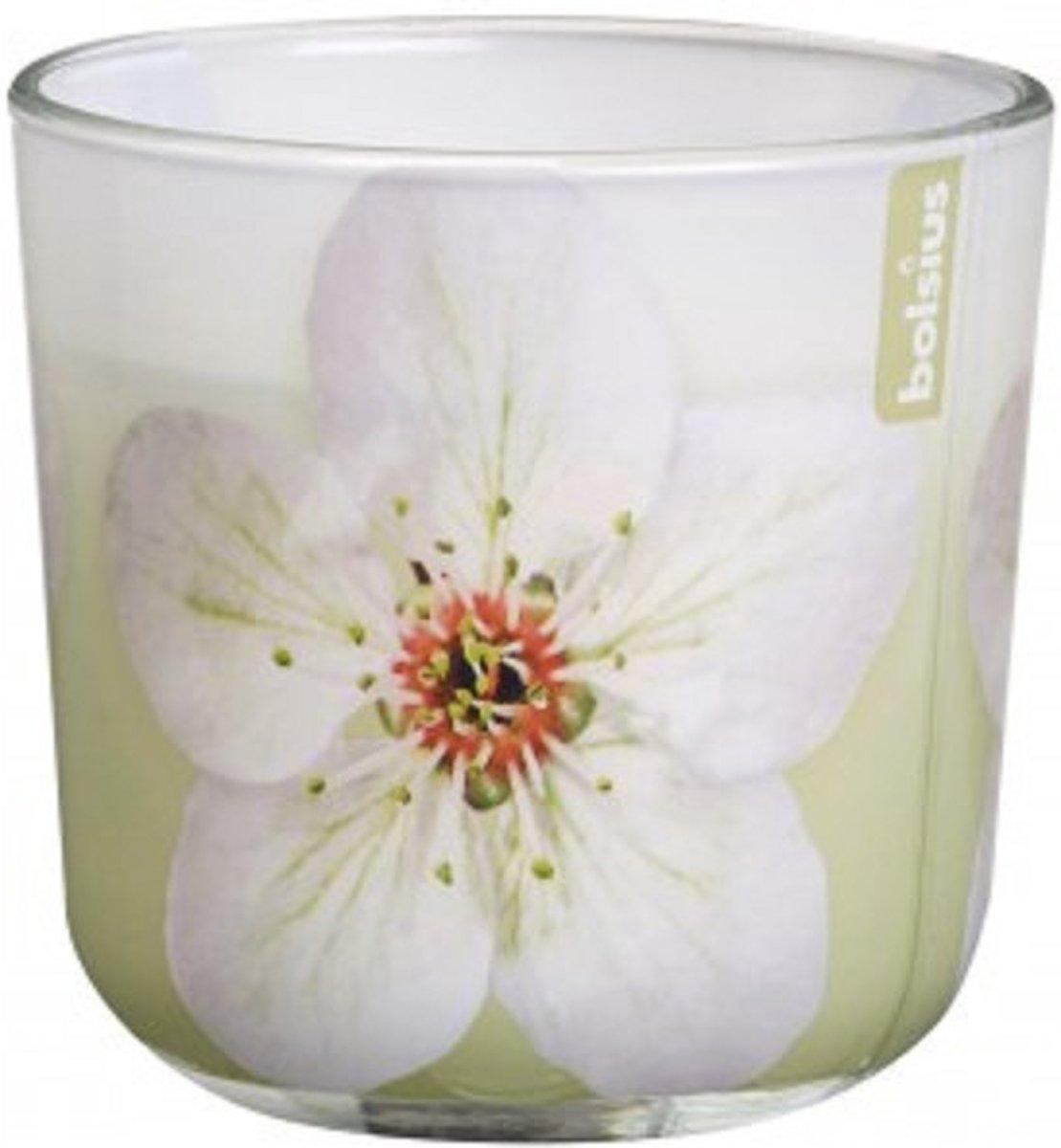 Bolsius Geurglas 76/78 Sweet Flowers Gb kopen