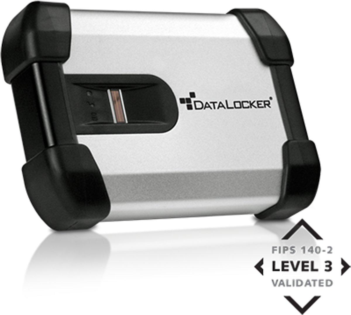 DataLocker H200 320GB Biometrie FIPS 140-2 Level 3 - Externe HDD harde schijf kopen