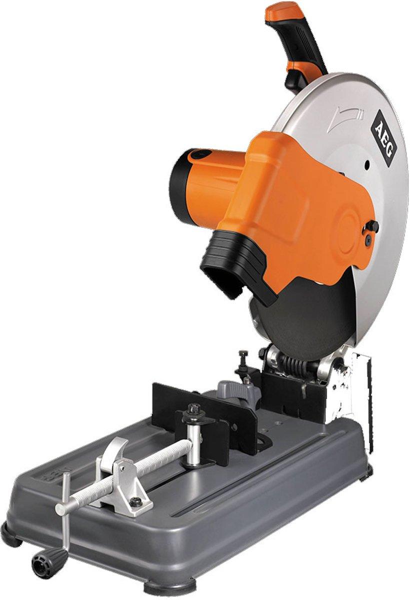 AEG Powertools SMT355 Metaalafkortzaagmachine | Metaalsnijder 2300W