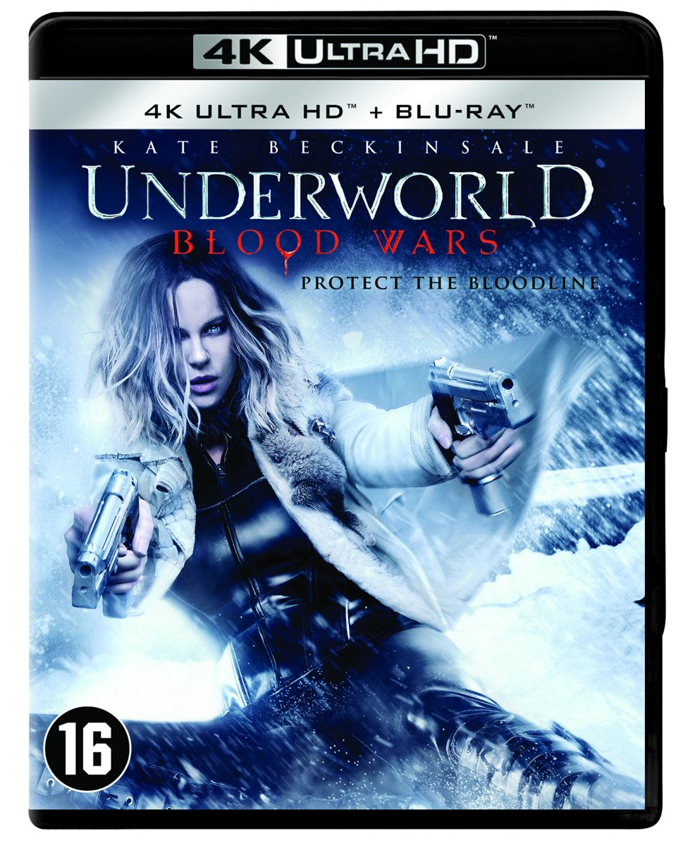 Underworld : Blood Wars (4K Ultra HD Blu-ray)-