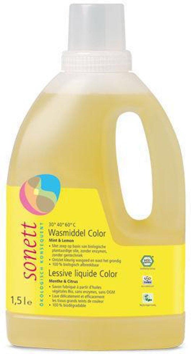 Sonett Wasmiddel Color kopen