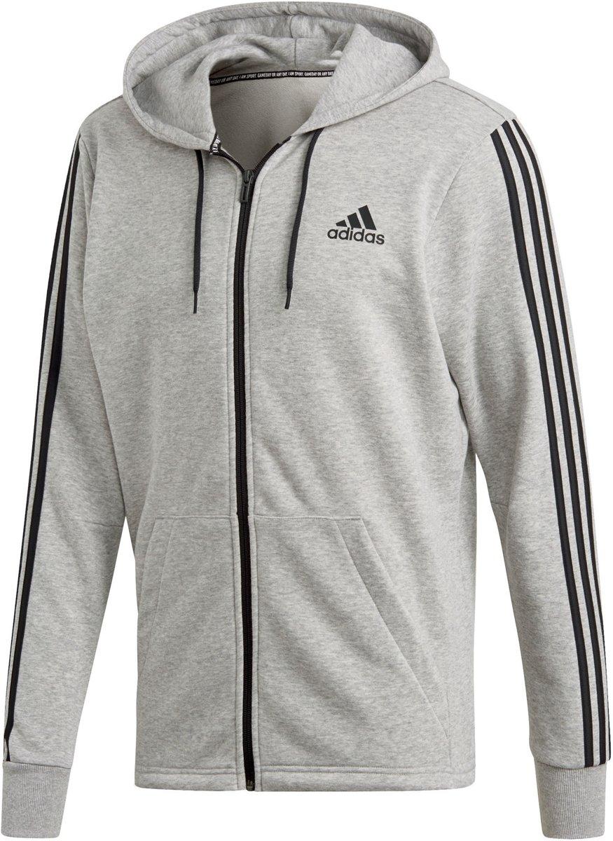 adidas Vest MH 3 Stripes Heren - L kopen