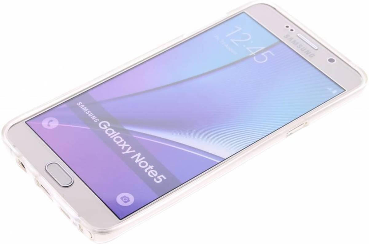 Conception Étui En Silicone Tpu Cassette Pour Samsung Galaxy Note 5 IBpupBSmoj
