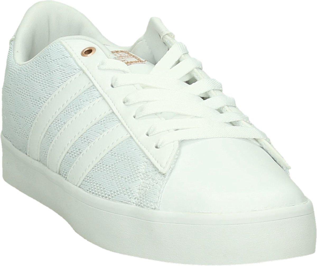 adidas cloudfoam daily qt lx sneakers zwart dames