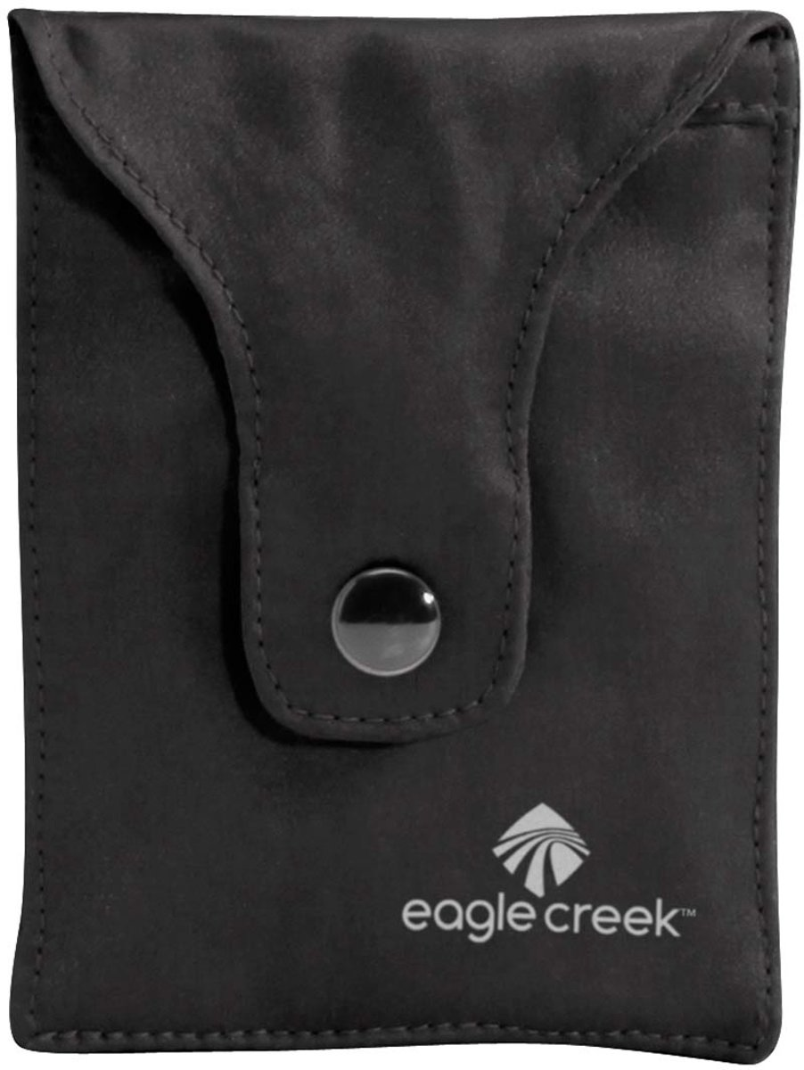 Eagle creek Silk Undercover™ Bra Stash Money belt Unisex - Zwart kopen