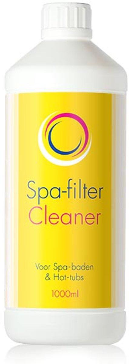 Spa-filter Cleaner - Spa - Fliter - Schoonmaak - Onderhoud