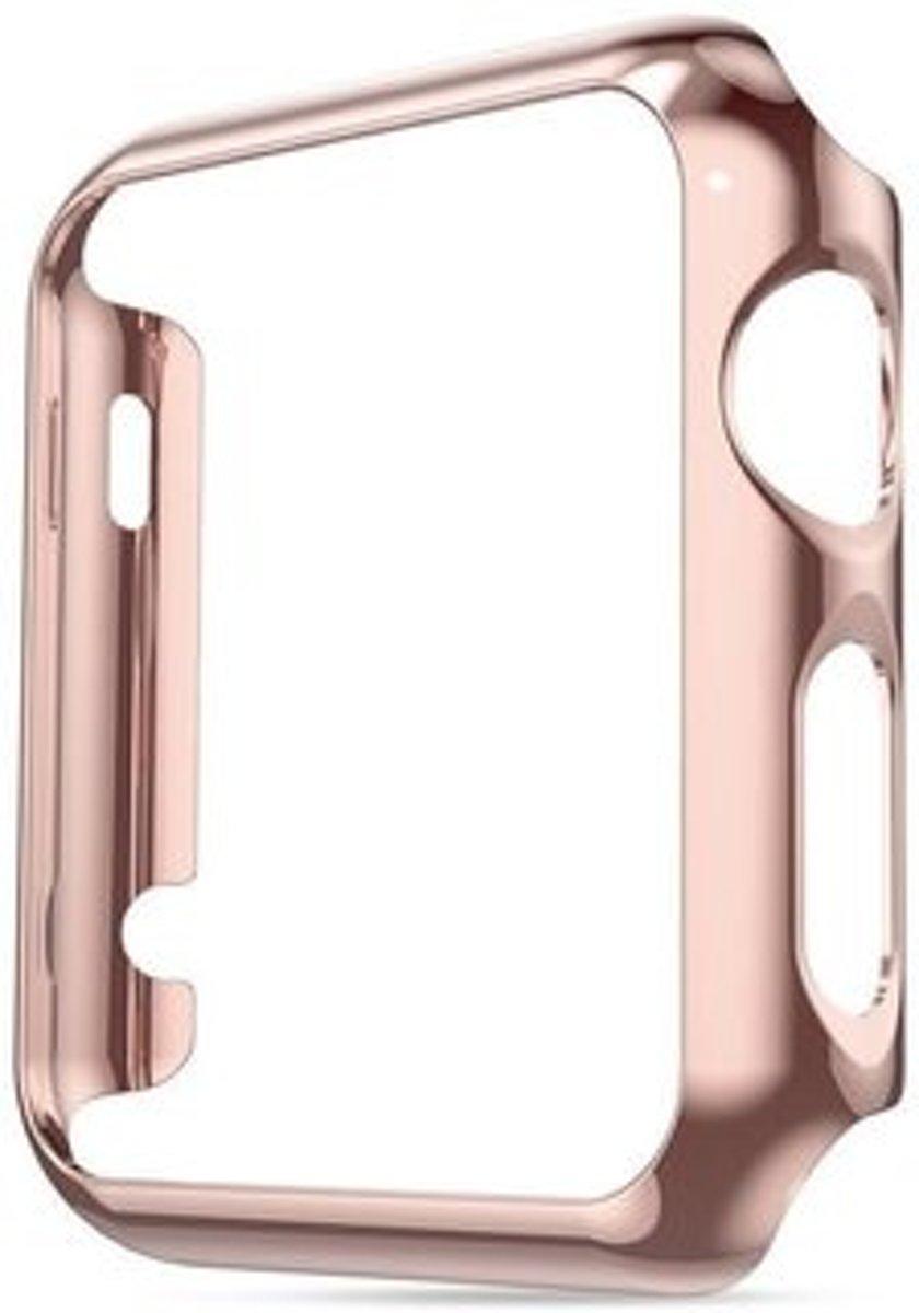 Case Cover PC voor Apple Watch Series 1 (38mm) - Rose Goud kopen