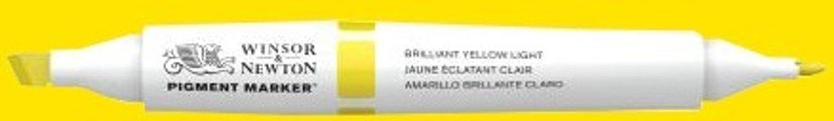 Winsor & Newton Pigment Marker Winsor Yellow 0202/730