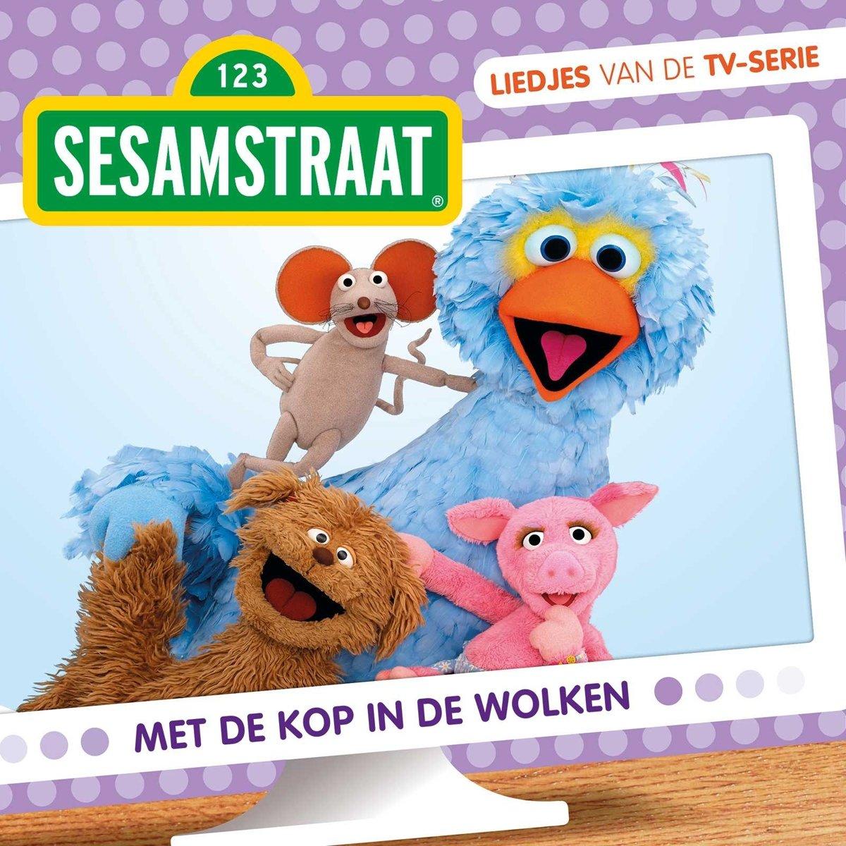 Kids N Fun 53 Kleurplaten Van Sesamstraat
