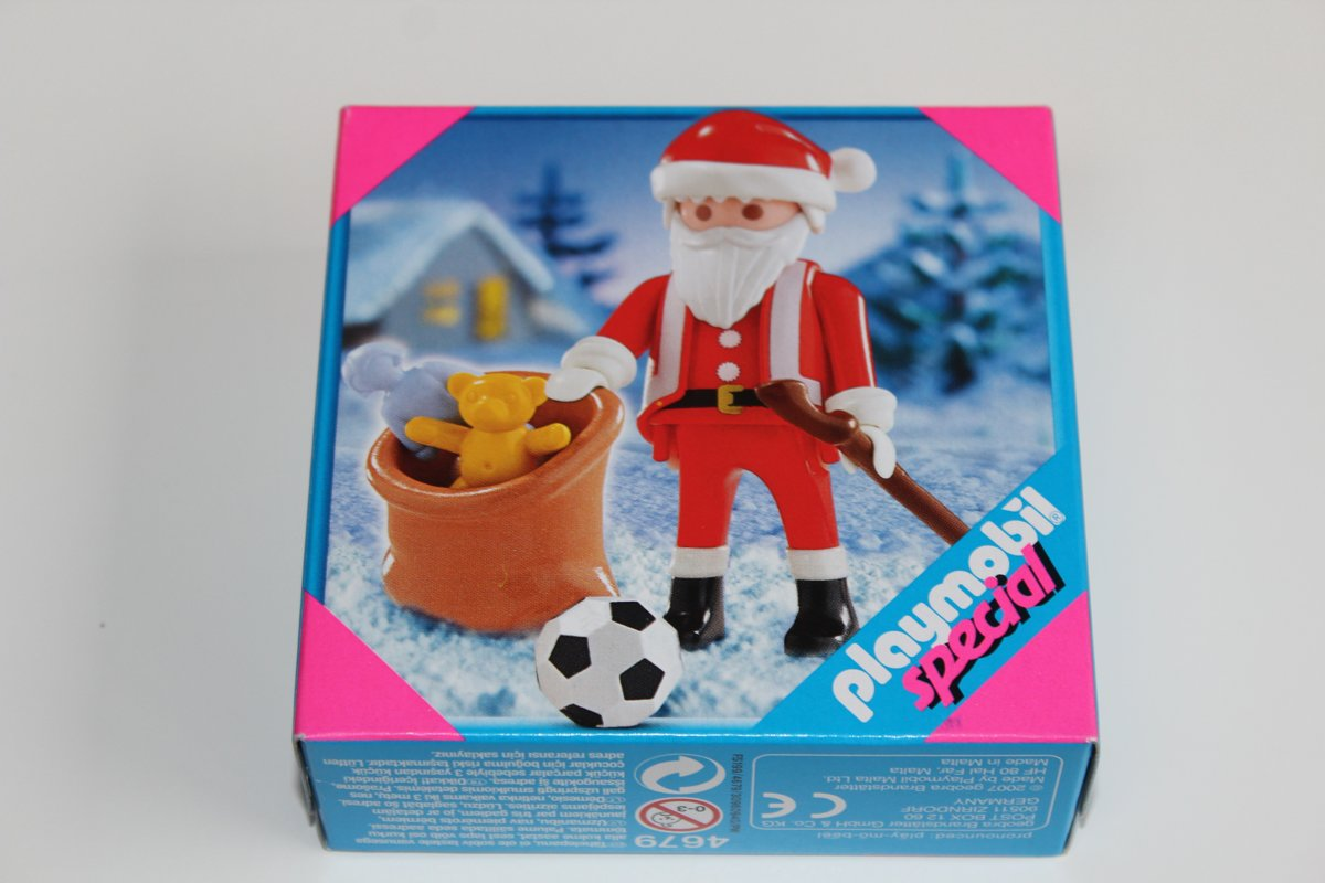 Playmobil Kerstman