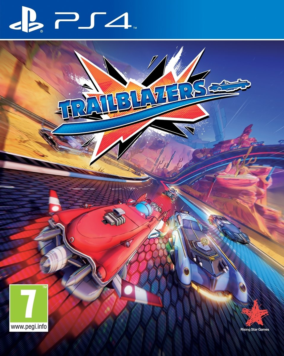Trailblazers PlayStation 4