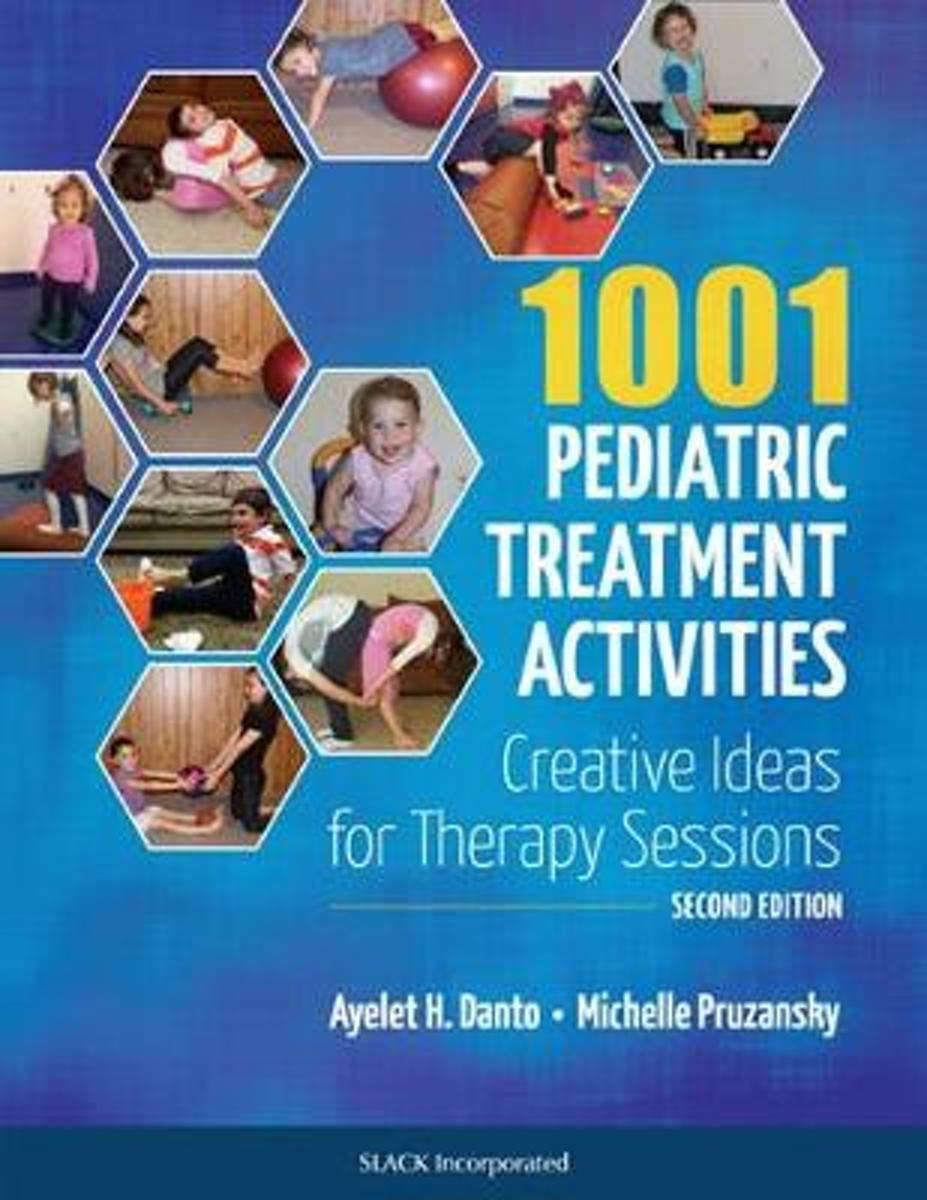 bol.com | 1001 Pediatric Treatment Activities, Michelle Pruzansky |  9781617119309 | Boeken