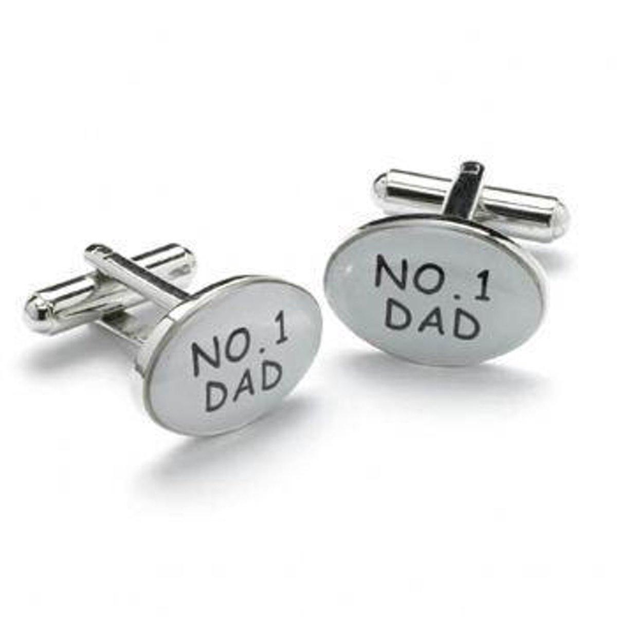 Manchetknopen NO 1 Vader kopen
