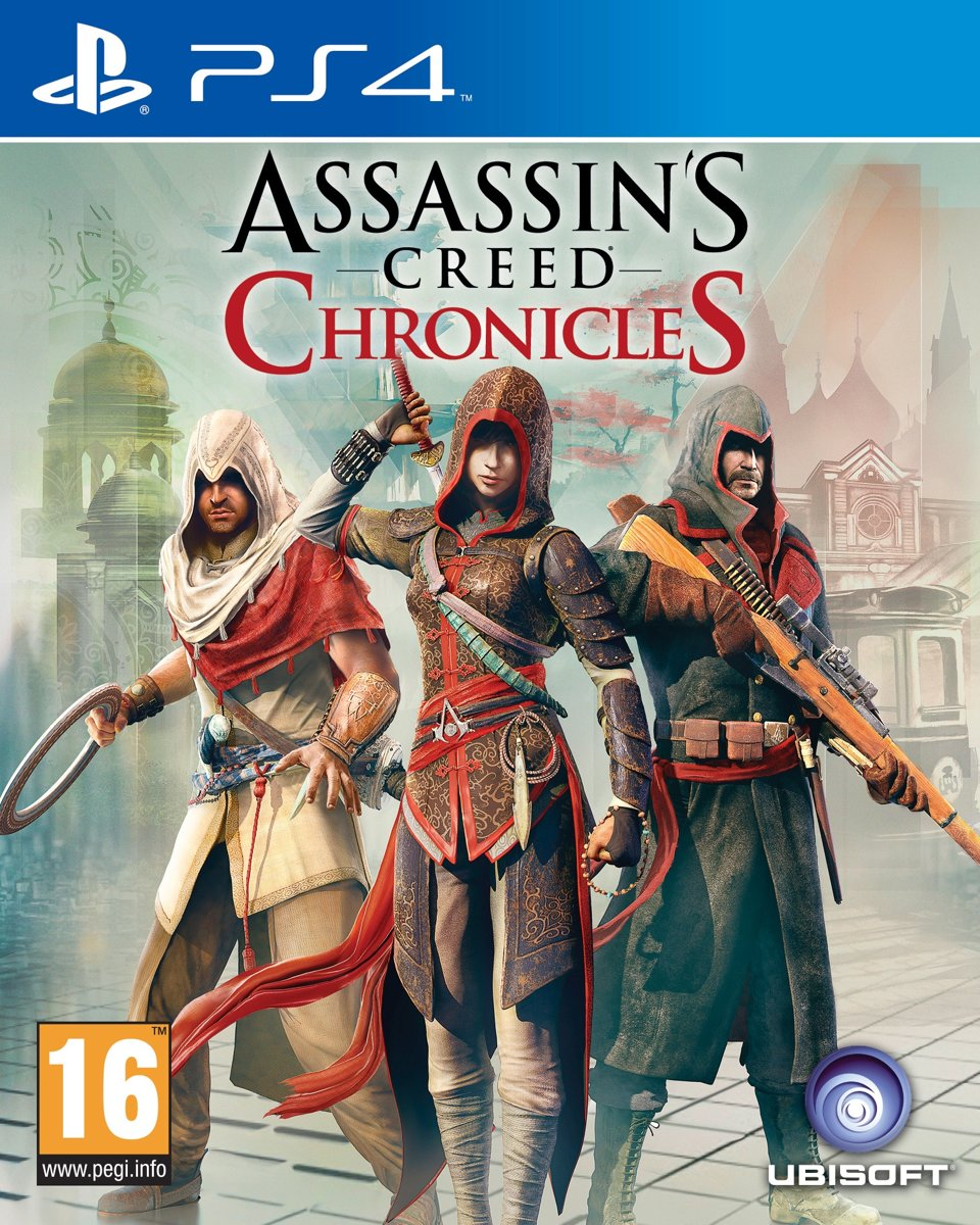 Assassin's Creed - Chronicles PlayStation 4