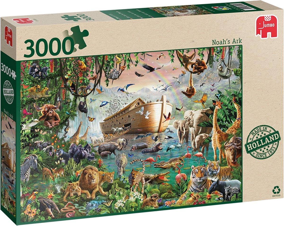 Puzzel- Jumbo-Ark van Noach- 3000 stukjes kopen