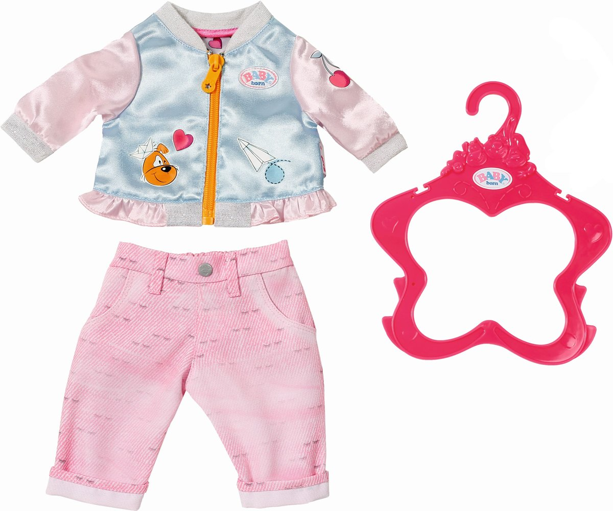 BABY born? Casual Collectie: roze