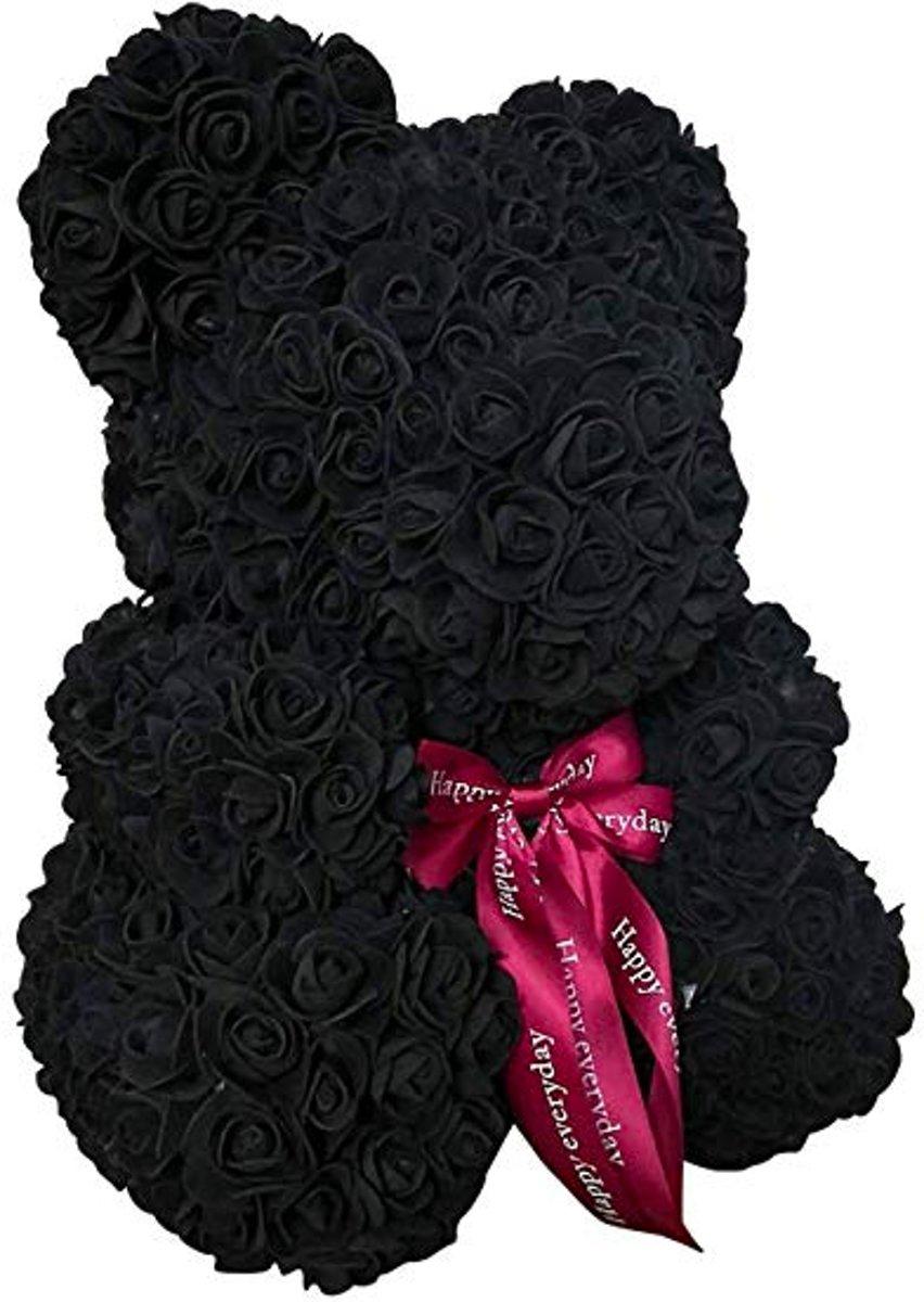 Alinas - Teddy beer zwart kopen
