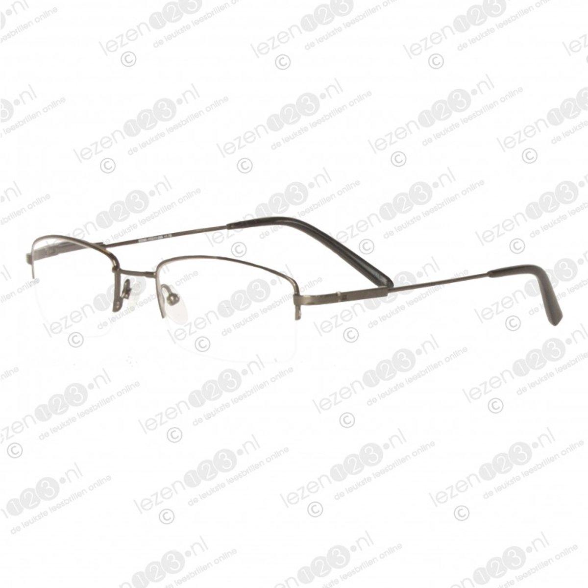 Icon Eyewear FCH407 Premium Leesbril +1.50 - Memory metal - Antraciet kopen