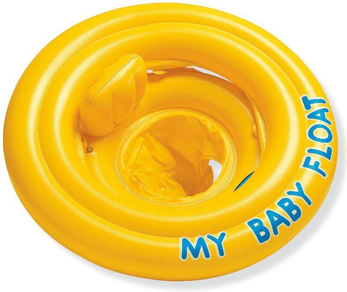 Intex Zwemzitje Baby Float 76 Cm