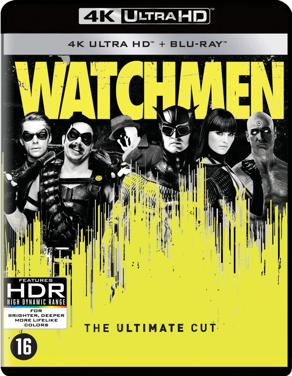 Watchmen: The Ultimate Cut (4K Ultra HD)-