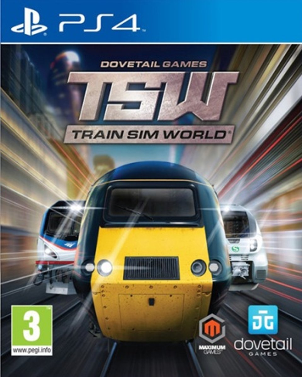 Train Sim World PlayStation 4