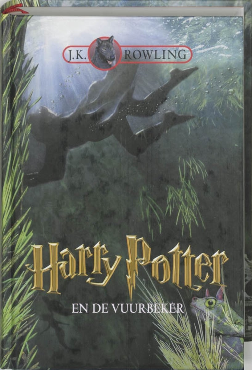 Bolcom Harry Potter 4 Harry Potter En De Vuurbeker