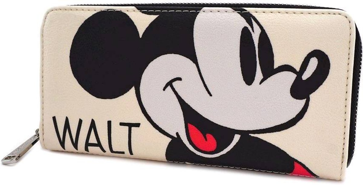 Disney portemonnee Loungefly collectie Mickey Mouse Classic Print Wallet
