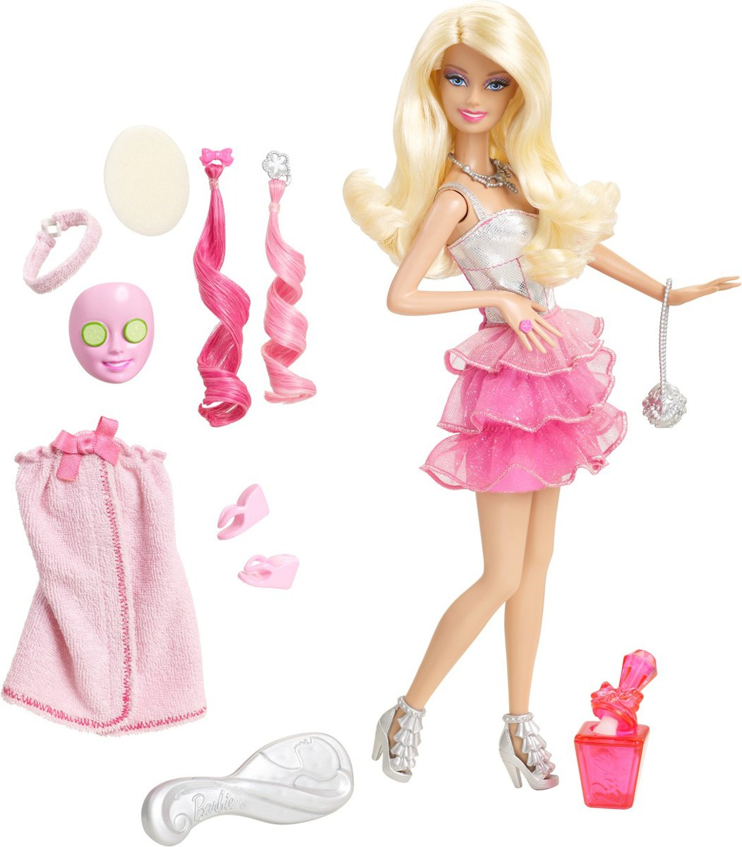 Barbie Beauty Spa - Barbiepop