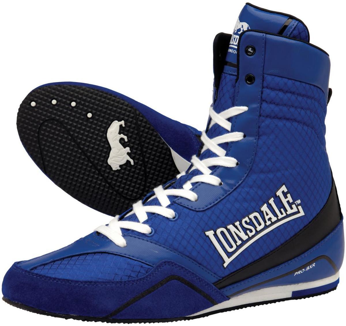 Lonsdale Quick Boksschoenen Mannen Maat 45 BlauwZwart