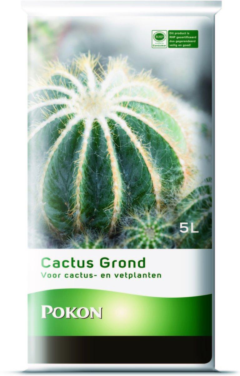 Pokon RHP Cactus Grond - 5L kopen