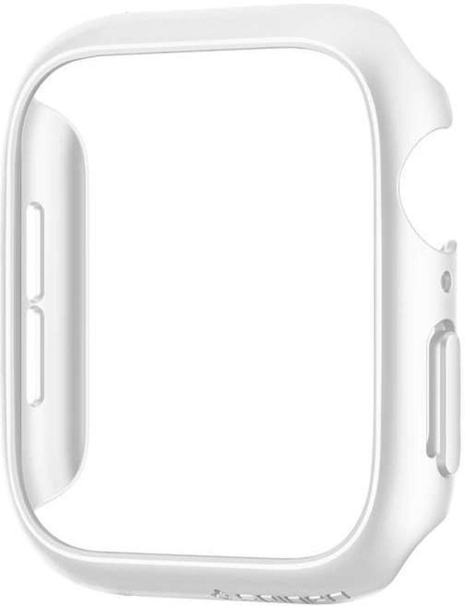 Spigen Apple Watch 4 (40mm) Thin Fit hoesje - Wit kopen