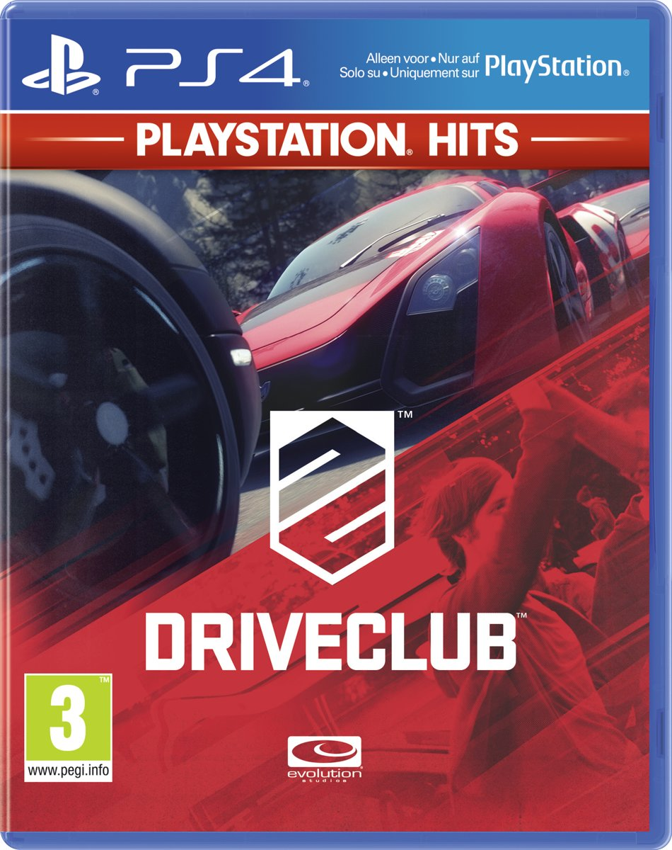 Driveclub - PlayStation Hits PlayStation 4