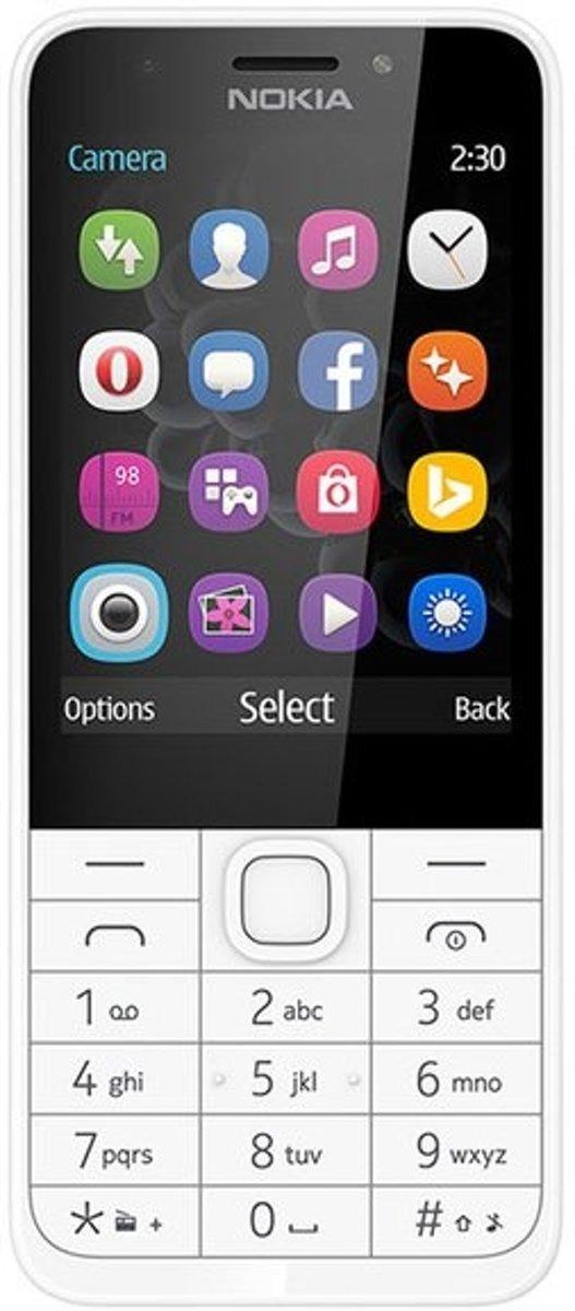 Nokia 230 - silver kopen