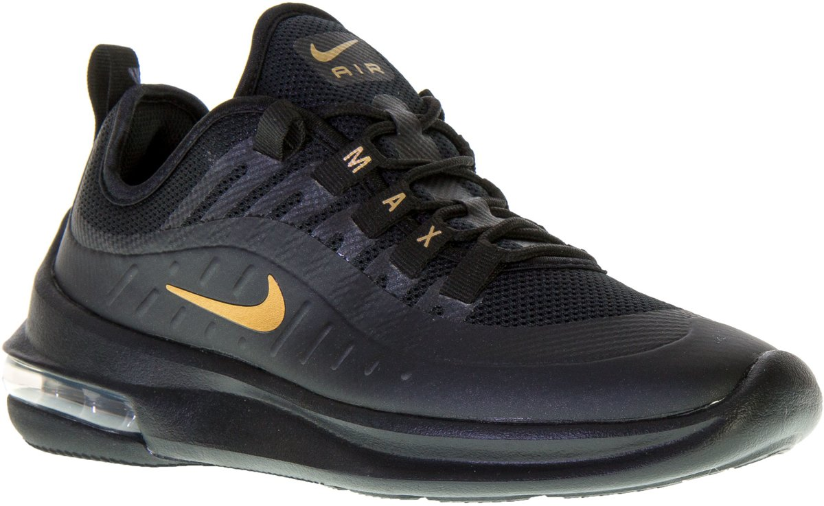 Nike Air Max Axis sneakers zwartgoud | wehkamp