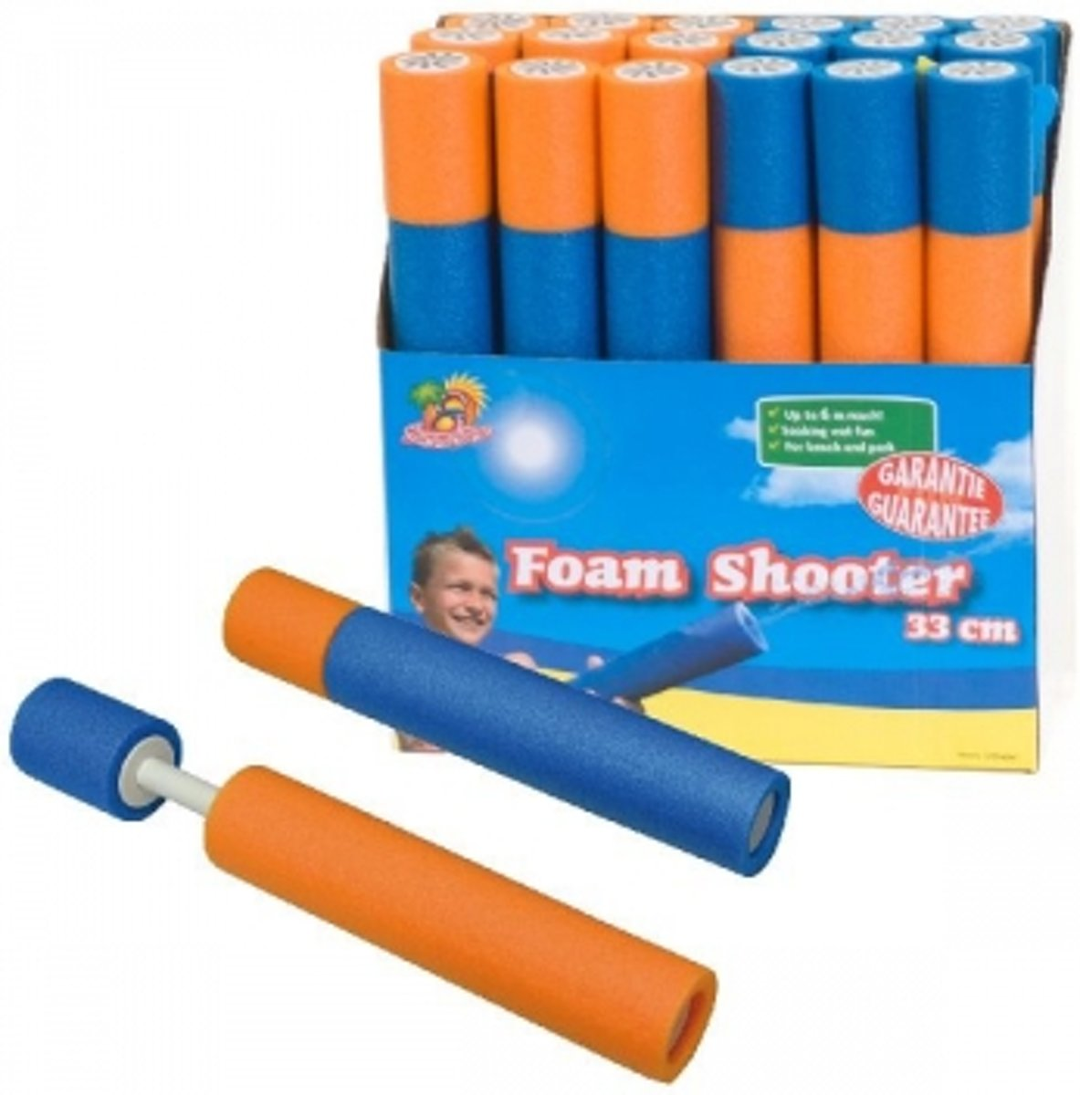 Summertime Foam Shooter 33 cm